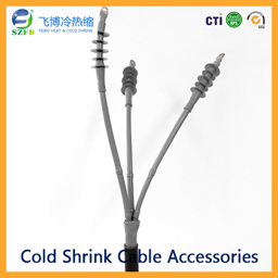 1KV Cold Shrinkable Cable Terminal