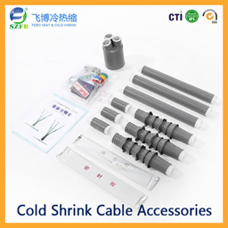 10KV Cold Shrinkable Cable Terminal