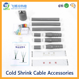 35KV Cold Shrinkable Cable Terminal