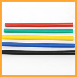 Heat shrink cable sleeves